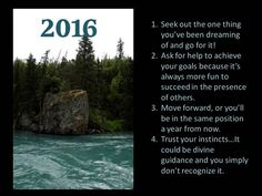 Forget to put together a game plan? No problem, I've got you covered! New Year's Day 2016