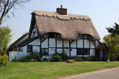 Thatched Cottages, Winslow, Bucks