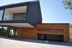 Mizarstvo Hrovat - Wooden facade - Lesena fasada Lavrica 2 http://www.hrovat.net/izdelki/lesene-fasade/lesena-fasada-lavrica-2/