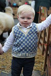Ravelry: Little Tyke pattern by Ann Kingstone