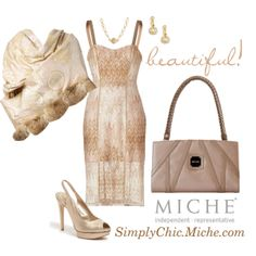 """Miche Classic Rebekah"" by miche-kat on Polyvore Miche December 2013 Classic Rebekah $24.95 http://www.simplychicforyou.com/"