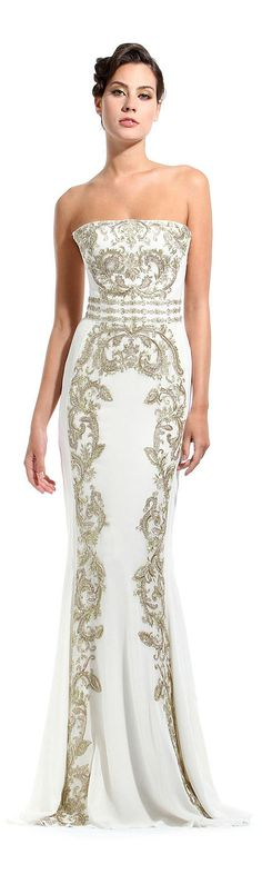 Zuhair Murad - Ready to Wear - Pre-Fall 2012   http://en.flip-zone.com/index.php?page=recherche=Zuhair+Murad=0=0 More of this collection on Fashion Chic, Fashion Black & Fashion Dresses