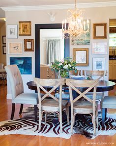 Wine cellar dining area villa collina knoxville for Dining room tables knoxville tn