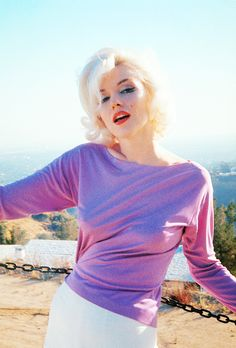 Marilyn Monroe photo by George Barris 1962