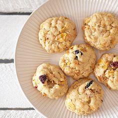 Knusprige Cornflakes-Kekse frisch aus dem Ofen