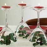 Inspiration Christmas Table Decoration Ideas With Beauty Interior
