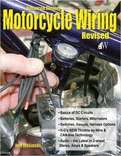 Advanced custom motorcycle wiring revised