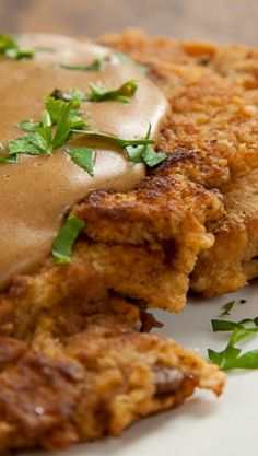 My Mom's Chicken-Fried Steak
