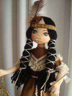 Bonecas de pano.  India.  Soraia Flores