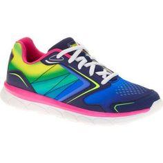 Danskin Now Women's Lightweight Cross-Training Shoe, Size: 8.5, Multicolor