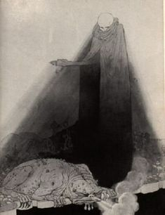 art of the beautiful-grotesque: The Art of Sidney Sime II