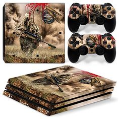 #ZoomHit #Ps4 #PRO #Playstation #4 #Console #Skin #Decal #Sticker #Camouflage + #2 #Controller #Skins #Set (Pro Only) High quality #Sticker , adhesive backed vinyl that is precut to fit perfectly Easy Installation , Stylish and fashion design Can be easily and completely removed without leaving residue https://technology.boutiquecloset.com/product/zoomhit-ps4-pro-playstation-4-console-skin-decal-sticker-camouflage-2-controller-skins-set-pro-only/