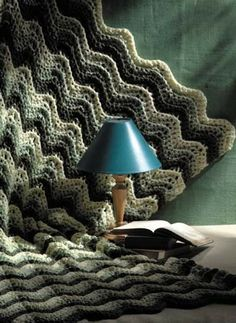 Soft and Easy Crochet Afghan Pattern