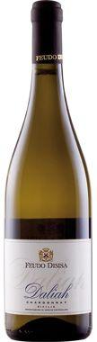 Daliah - Chardonnay - Feudo Disisa #naming #design #vino #packaging #concept #wine