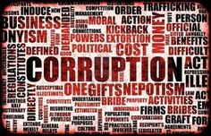 Corruptionis a form ofdishonestor unethical conduct by a person entrusted with a position of authority, often to acquire personal benefit. Corruption may include many activities includingbriberyandembezzlement, though it may also involve practices that are legal in many countries.   #black money #black peoples #Corruption #dishonest #government #Khabar Samay #politics #prevalent #Stephen D. Morris
