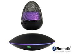 Grand Illusions New Levitating/Floating Wireless Portable Bluetooth Speaker with HD Sound and Bass- Best Portable Bluetooth Speakers - Gadgets To Make Life Easier Wireless Speaker System, Best Portable Bluetooth Speaker, Audio Speakers, Bluetooth Gadgets, Wireless Headphones, Bose Wireless, Electronics Gadgets, Cool Gadgets, Inspiration