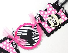 Minnie Mouse Party Package by SweetEventsBoutique on Etsy