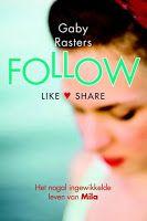 Recensie door Marion: Follow - Gaby Rasters