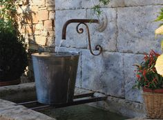Gypsy Purple: Garden Finds: Some lovely fountains...