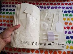 wreck this journal-What a fun idea for older kids!