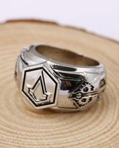 Assassins Creed Rings come see more!