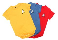 I'm not even a star trek fan - just like these