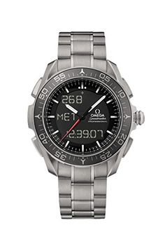 Men's Wrist Watches - Omega Speedmaster Skywalker X33 Titanium Mens Watch 31890457901001 *** To view further for this item, visit the image link.