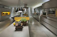 Cemento, Modern Kitchens