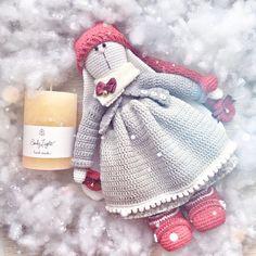 PDF Тильда заяц Брусника / Tilda Rabbit Brusnika. Бесплатный мастер-класс, схема и описание для вязания игрушки амигуруми крючком. Вяжем игрушки своими руками! FREE amigurumi pattern. #амигуруми #amigurumi #схема #описание #мк #pattern #вязание #crochet #knitting #toy #handmade #поделки #pdf #рукоделие #тильда #заяц #зайка #зайчик #зайчонок #ТильдаЗаяц #ЗаяцТильда #tilda #rabbit #hare #TildaRabbit #RabbitTilda
