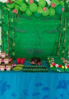 Festa Moana: 60 Ideias de Decoração Incríveis com o Tema