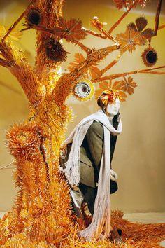 Lèche-vitrines: Vitrinas inspiradoras: Harvey Nichols em Londres