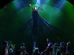 Elphaba..My favorite part of Wicked!!