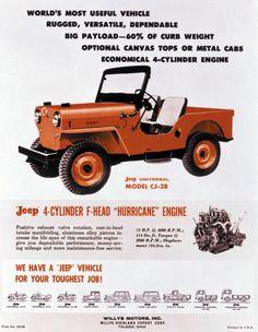 1959 Jeep Universal CJ