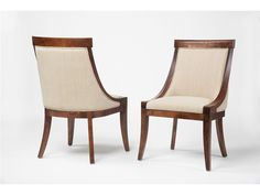Four Hands Metro Hyde Clay Florence Dining Chair | FSCLING2K030  luxdecor.com  $370