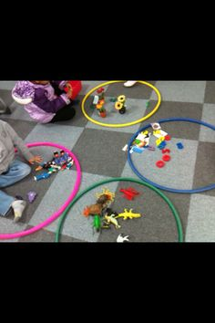 Living and non-living things front loading activity