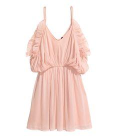 Chiffon Dress | H&M Divided