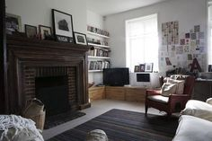 Inspired by This Cozy Neutral Home with Wood Accents - Inspired By This