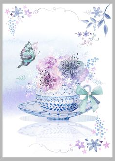 Victoria Nelson - Teacup Butterfly Copy