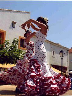Flamenco - los 4 bailes More