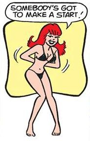 Cheryl Blossom Archie Comics Characters, Archie Comic Books, Cartoon Pics, Girl Cartoon, Cartoon Art, Cheryl Blossom Comics, Archie Comics Riverdale, Gravure Illustration, Comic Book Panels