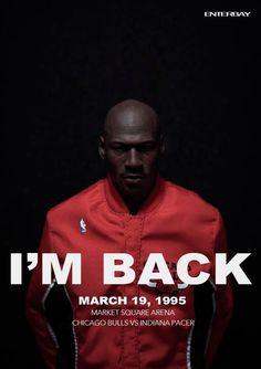 Michael Jordan by Enterbay