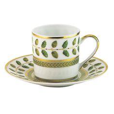 Constance Tasse et soucoupe café 8 cl 122€