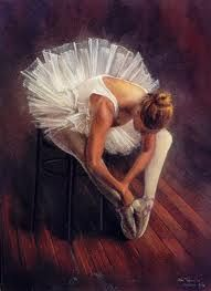 Ballet is the one thing we have left that has been around forever and has not been changed.