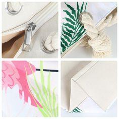 Hot Flamingo Printed Bag – Baqala Store Summer Tote Bags, Flamingo Print, Printed Bags, Bag Sale, Store, Hot, Prints, Larger, Shop
