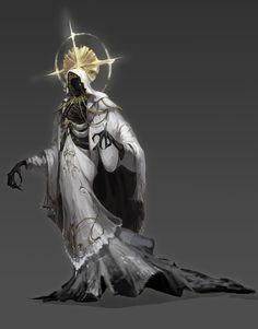 Resultado de imagem para anjo da guarda artstation