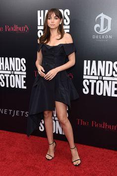 "Ana de Armas Photos Photos - ""Hands Of Stone"" U.S. Premiere - Zimbio"