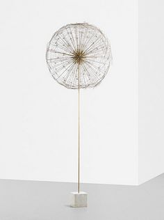 harry bertoia - the daisy lampshade from IKEA is a massive rip of this