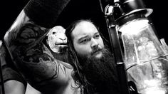 One year since The Wyatts made their disturbing debut, check out the WWE App's creepiest images of the most unpleasant family this side of The Kardashians. Creepy Images, Creepy Photos, The Wyatt Family, Bray Wyatt, Wicked, Wwe, Concert, World, Family Photos