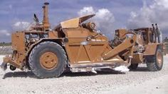 Image result for wabco scrapers at work