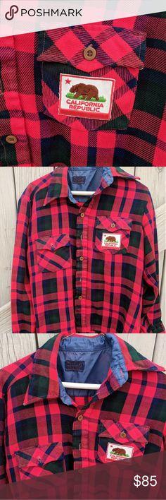 07a4169da5e6c I just added this listing on Poshmark: Vintage Pendleton California  Republic Button Up. #